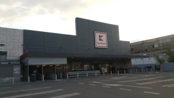 Reorganizari fatade Kaufland Satu Mare – Lamele Planche si Aquapanel (6)