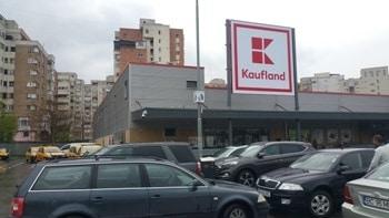 Reorganizari fatade Kaufland Bacau – Lamele Planche si Aquapanel