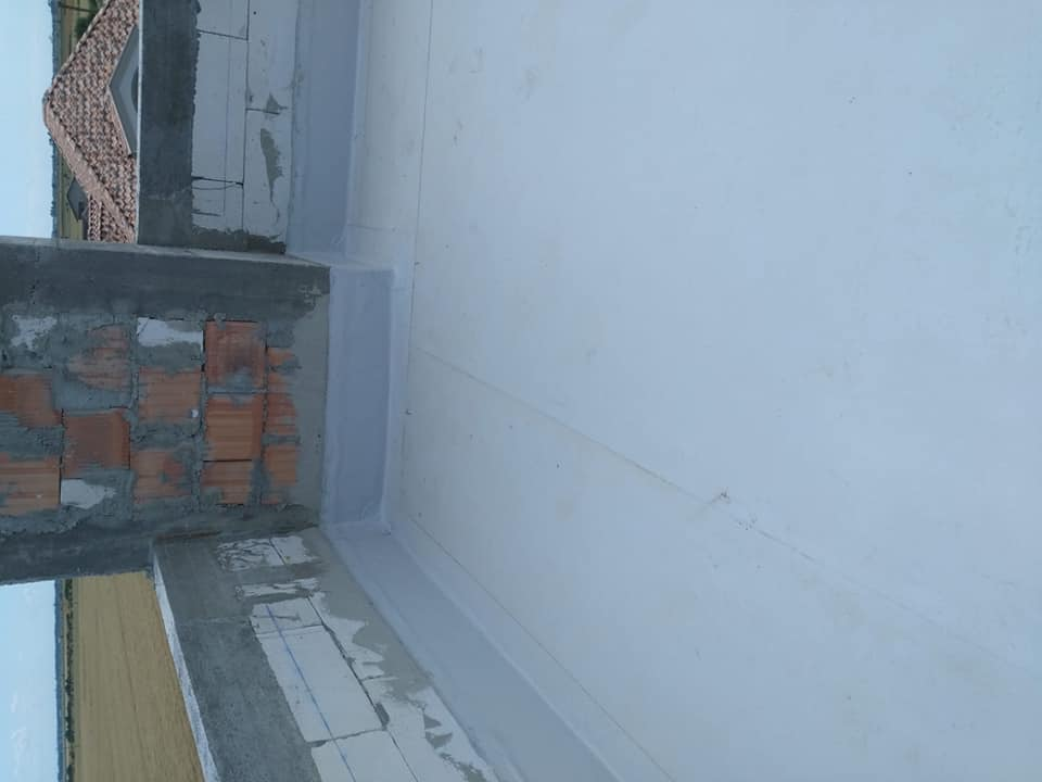 Termosistem vata minerala si hidroizolatie sistem complet Sika Sarnavap 500 E – Bariera vapori, Sarnavap Tape F – Banda dubla adeziva, Sikaplan 15 G – Membrana PVC, Sika Trocal Metal Sheet t ( (6)