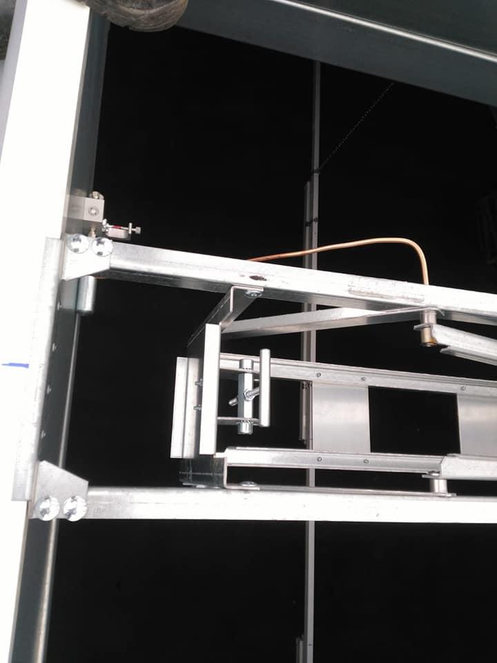 Trape de fum Icopal Awak 1400 x 2000 mm – 41 buc și execuție traseu de cupru ICCO Rovinari 6